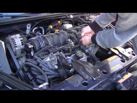 gm 3800 - This is the way I like to change the thermostats on the 3.8 liter engines. The main difference is how I manage getting the cooling system