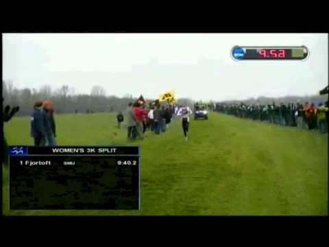 2011 Women's NCAA XC Championships - Full Broadcast