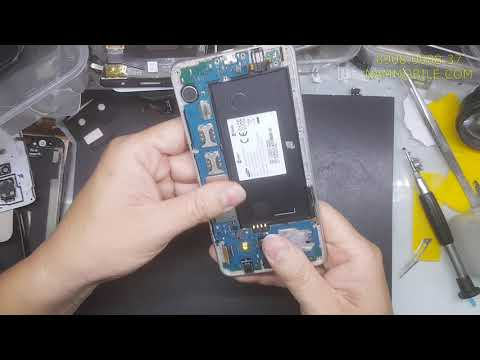 Samsung J5 2016 J510 sạc không vào pin thay chân sạc