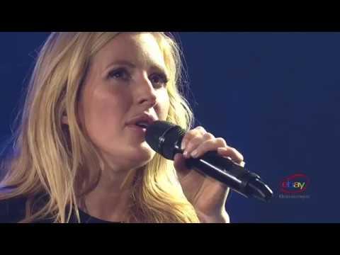 Ellie Goulding Love Me Like You Do   Live at Global Citizen Festival Hamburg