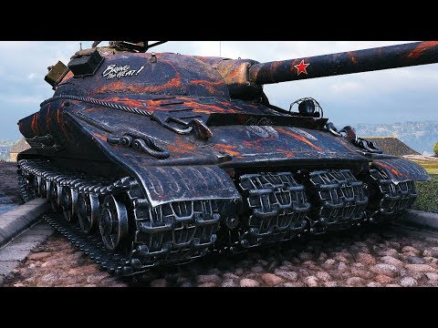 Object 279 (e) - THE CRUSHER - World Of Tanks Gameplay
