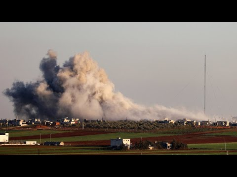 En Syrie, plusieurs soldats turcs tués dans des frappes aériennes du régime