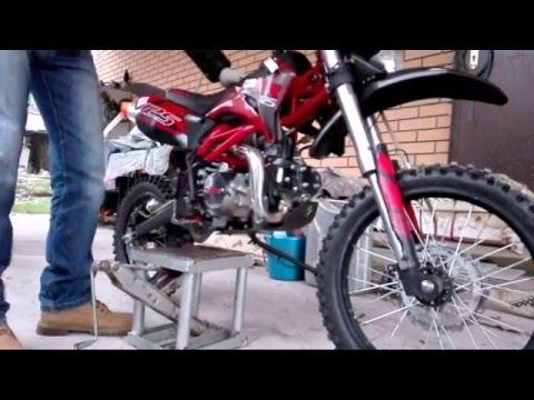 [Обзор] Подъемник для мотоцикла своими руками - DomaVideo.Ru