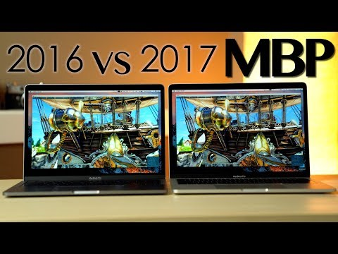 ", title : '2016 vs 2017 13"" MacBook Pro - Is it worth upgrading?'"