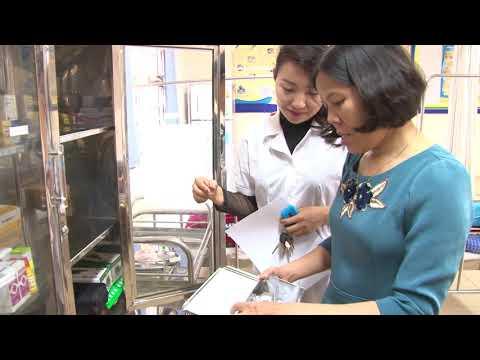 Thẩm định Cộng đồng an toàn, phòng chống tai nạn thương tích tại quận  Hoàng Mai