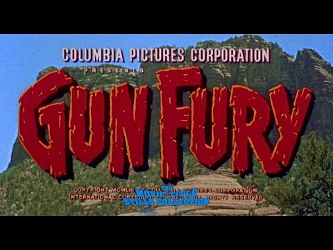 Gun Fury (1953) Title Sequence