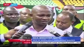 Nick Mwendwa Ateuliwa Rais Mpya Wa Shirikisho La Kandanda Nchini FKF