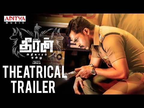 Theeran Adhigaram Ondru Movie Picture