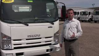 2009 Isuzu NPR:  Chassis&Features Tour