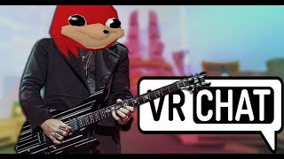 Video Playing Guitar on VRChat - The Greatest Game Ever Made MP3, 3GP, MP4, WEBM, AVI, FLV Maret 2018