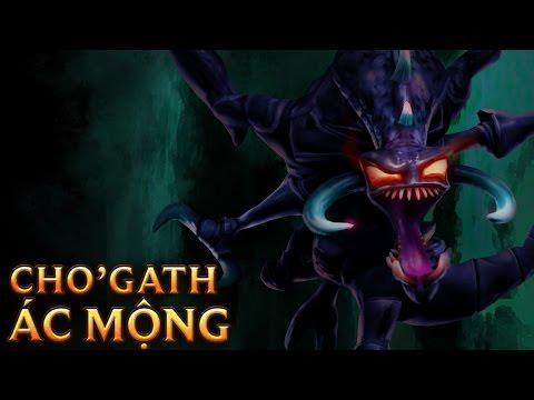 Cho'Gath Ác Mộng - Nightmare Cho'Gath