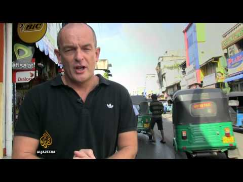 Sri Lanka shaken by religious violence