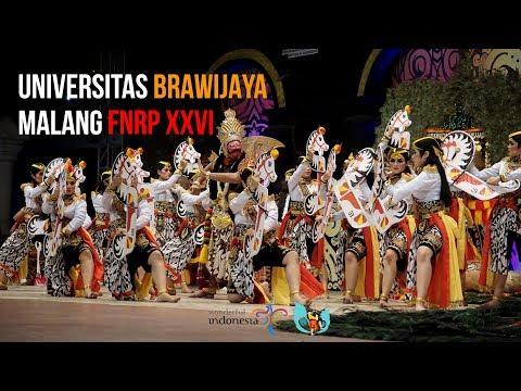 Juara 1 Festival Nasional Reyog Ponorogo 2019 Reyog Universitas Brawijaya Malang