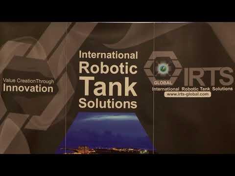 La robotique au service de l'industrie pétrochimique