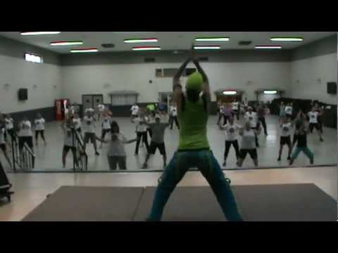 Z with C Performs National Dance Day Routine
