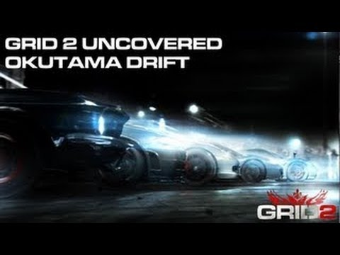 0 GRID 2 y su drift en Okutama