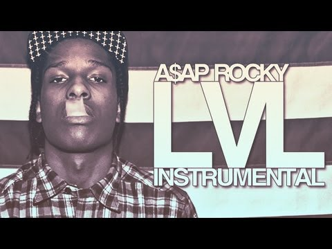 lvl - DOWNLOAD: http://bit.ly/1csKmoL ✖ ASAP Rocky Lvl Instrumental (From the album LONG.LIVE.A$AP) Originally produced by Clams Casino Remake by mjNichols (@MJN...