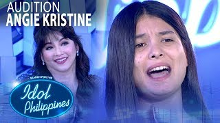 Video Angie Kristine - Jar of Hearts | Idol Philippines 2019 Auditions MP3, 3GP, MP4, WEBM, AVI, FLV April 2019