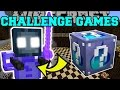 Minecraft: KRAKEN CHALLENGE GAMES - Lucky Block Mod - Modded Mini-Game