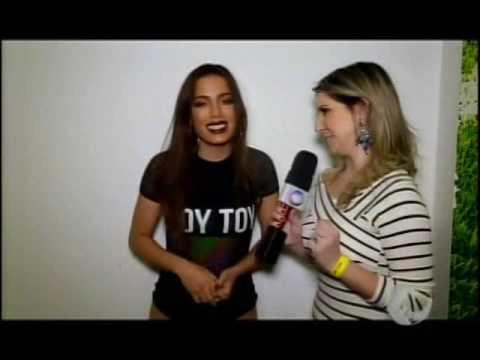 Anitta em Natal: Matéria sobre o show - TV Tropical