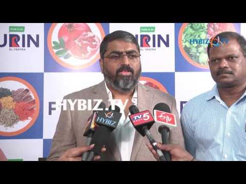 , Prasad Yerramsetty-Purin Foods Hyderabad