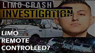 Video Limo Crash that killed 20 people was REMOTE CONTROLLED? MP3, 3GP, MP4, WEBM, AVI, FLV Oktober 2018