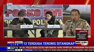 Video Mapolda Jatim Benarkan Penangkapan Sejumlah Terduga Teroris di Luar Surabaya MP3, 3GP, MP4, WEBM, AVI, FLV Juli 2018