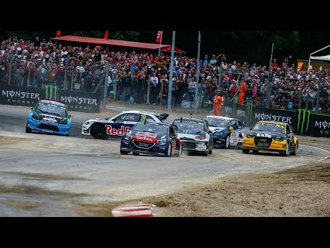 Supercar Final: Loheac RX - FIA World Rallycross Championship