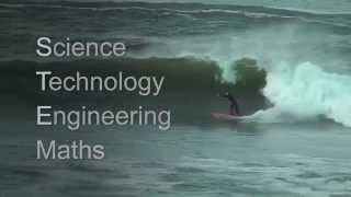 STEM role models: Easky Britton, Environmental Scientist and Professional Surfer