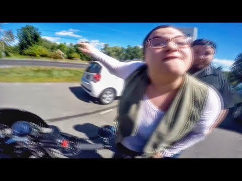 Stupid, Crazy & Angry People Vs Bikers 2018 [Ep.#485]