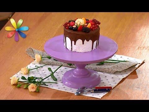 Торт со сгущенкой: пошаговый рецепт – Все буде добре. Выпуск 1092 от 21.09.17 (видео)