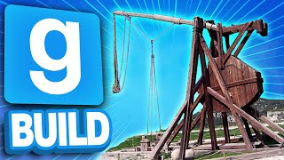 SUPERIOR SIEGE WEAPONS!   Gmod Build Off
