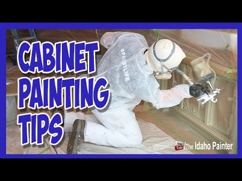Lacquer or Paint for Cabinets?  What is a BETTER finish?