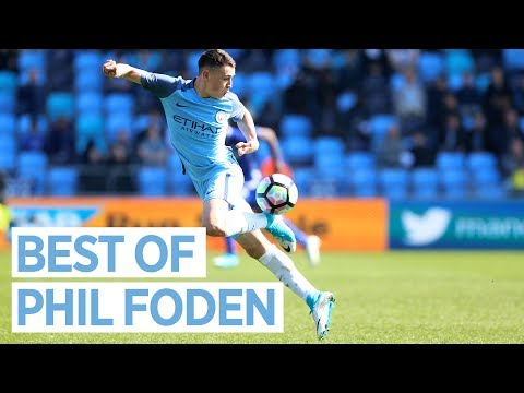 Video: BEST OF PHIL FODEN | Goals, Skills, Assists 2016/17