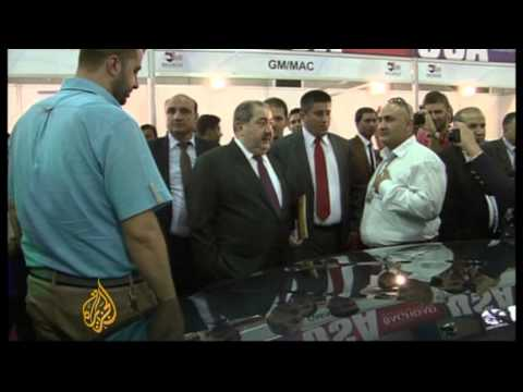 Iraqioil - Iraq - once written off by foreign businesses - is now attracting them in large numbers. And oil is the main magnet. Al Jazeera's Jane Arraf reports from Bag...