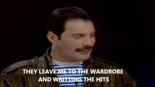 Video Freddie Mercury funny moments (part 1) MP3, 3GP, MP4, WEBM, AVI, FLV November 2018