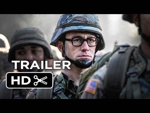 Snowden Official Teaser Trailer Starring Joseph