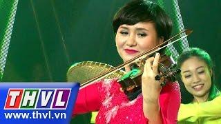 THVL | Tôi là diễn viên - Tập 12: Đàn Violin: Lý cây bông - Lê Thị Thu Hiền, thvl, truyen hinh vinh long, thvl youtube