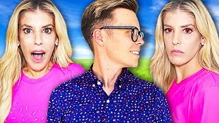 Video Identical TWINS Switch Places for 24 HOURS! Should I TRUST My Husband & Best Friend?  Rebecca Zamolo MP3, 3GP, MP4, WEBM, AVI, FLV Agustus 2019