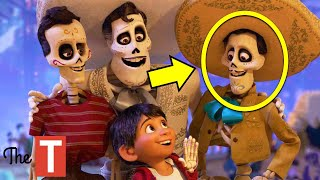 Video 10 Things You Never Noticed In Disney's Coco MP3, 3GP, MP4, WEBM, AVI, FLV Maret 2018