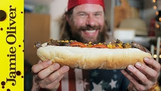 DJ BBQ's Philly Cheese Steak