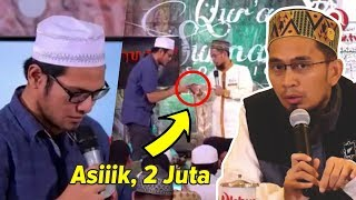 Video Ganteng & Hafal Qur'an, Pemuda Ini Disawer Ust. Adi Rp 2 JUTA - Ustadz Adi Hidayat LC MA MP3, 3GP, MP4, WEBM, AVI, FLV Februari 2019