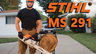 3. Stihl MS 291 Overview/Review
