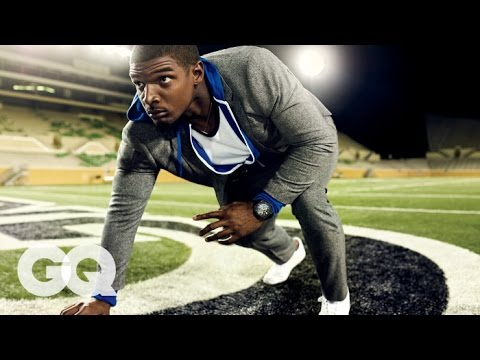 Michael Sam Never Wants to go Through the NFL Draft Ever Again – GQ's 2014 Men of the Year