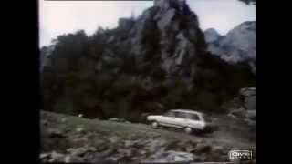 Renault 12 Toros Reklamı