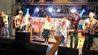 Video Bags - Zmalovaná (Pivní festival 2013)