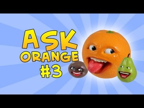 Annoying Orange – Ask Orange #3: A-TOY-ING ORANGE!