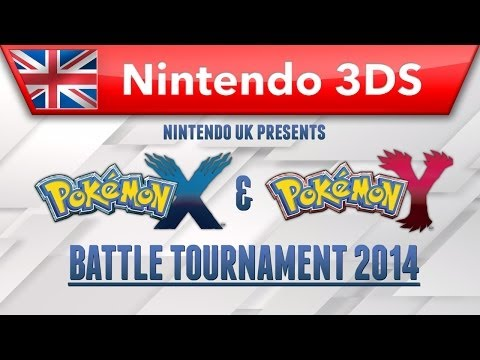 Pok�mon X & Pok�mon Y: Battle Tournament 2014 - Announcement Video