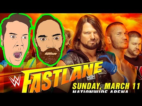 GOING IN RAW'S WWE 2018 FASTLANE REACTIONS MIGHT NOT WORK STREAM