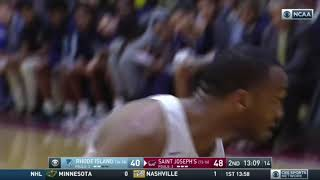 Jared Bynum 19 Points vs. URI
